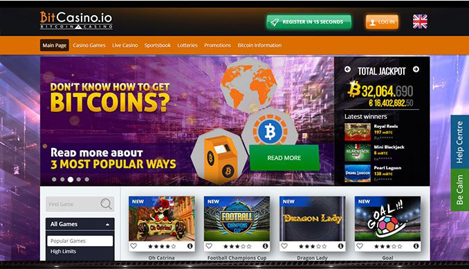 Bitcoincasino-thai