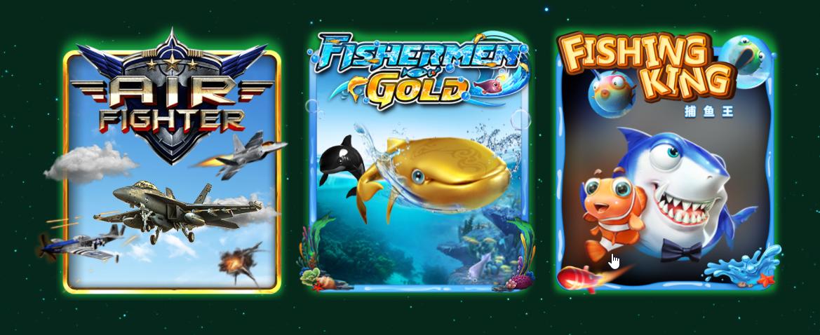 fish shooting games